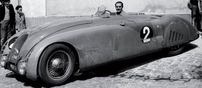 Automobileweb Bugatti Type 57g Tank